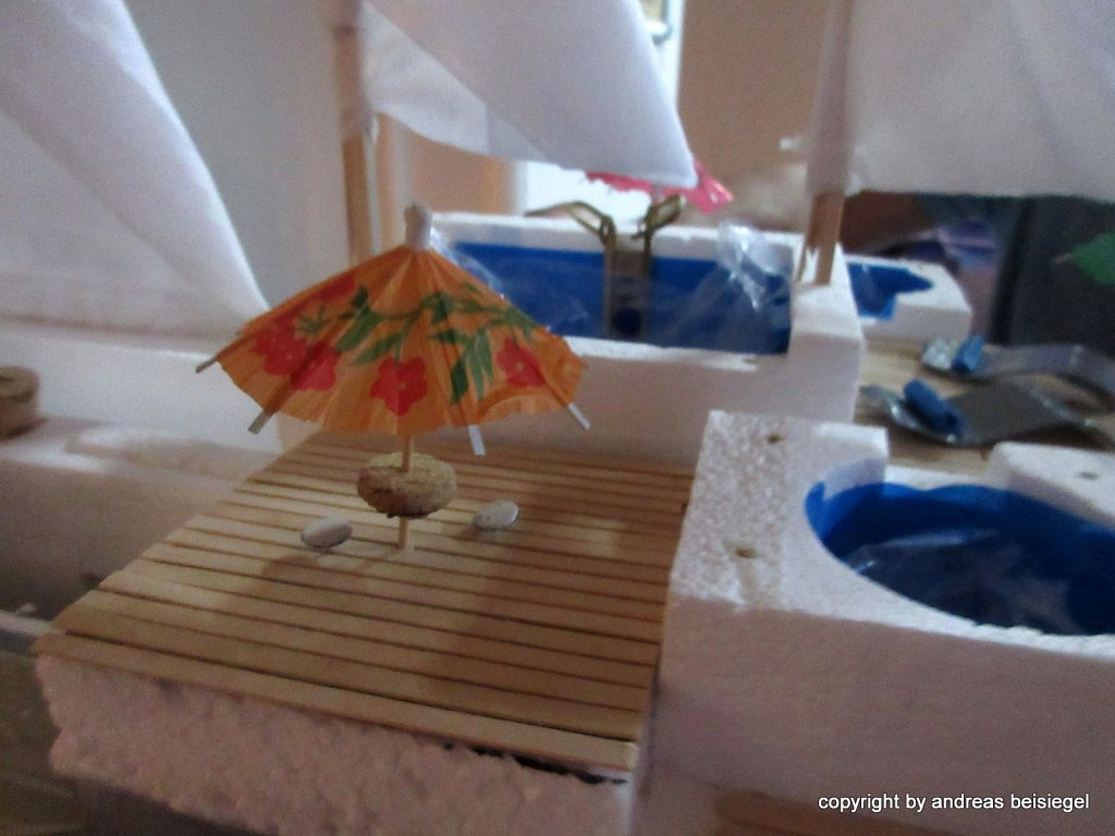 Boat Building Competition